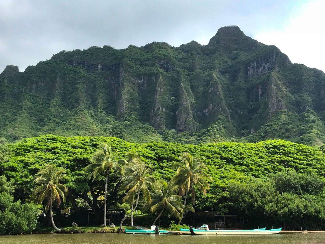 Kualoa Ranch, Havaí