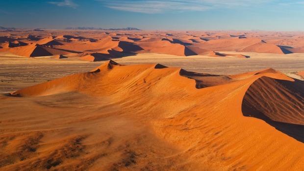 5 cenários de filmes que você poderá visitar - Mad Max Namibia