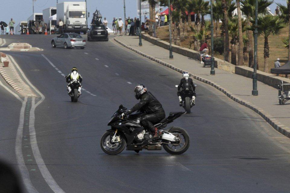 Viaexpressa em Marrocos, Filme Missão impossível