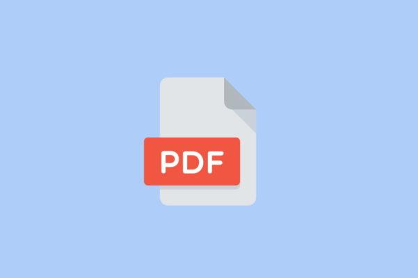 Como reduzir o tamanho de um arquivo PDF