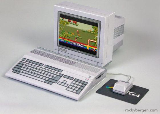 Computadores Retrô de Papelão Saiba como fazer os seus