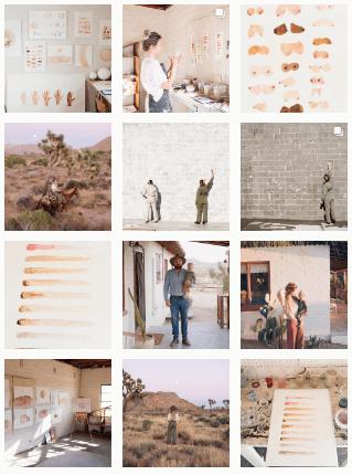 Feed Profissional e Atrativo no Instagram - Stella Maria Baer