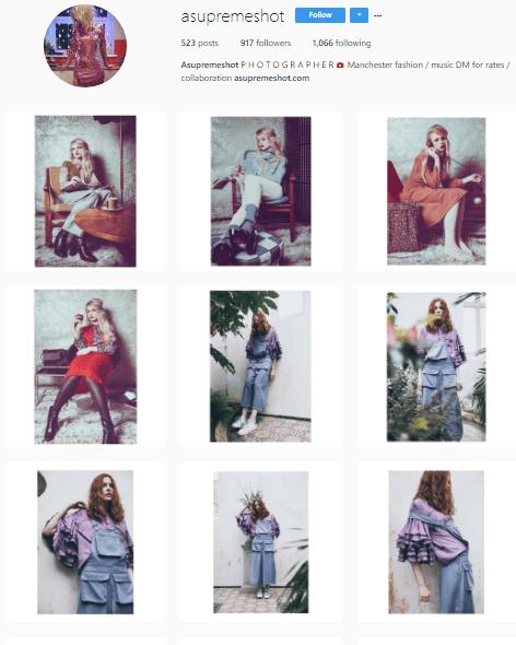 Feed Profissional e Atrativo no Instagram