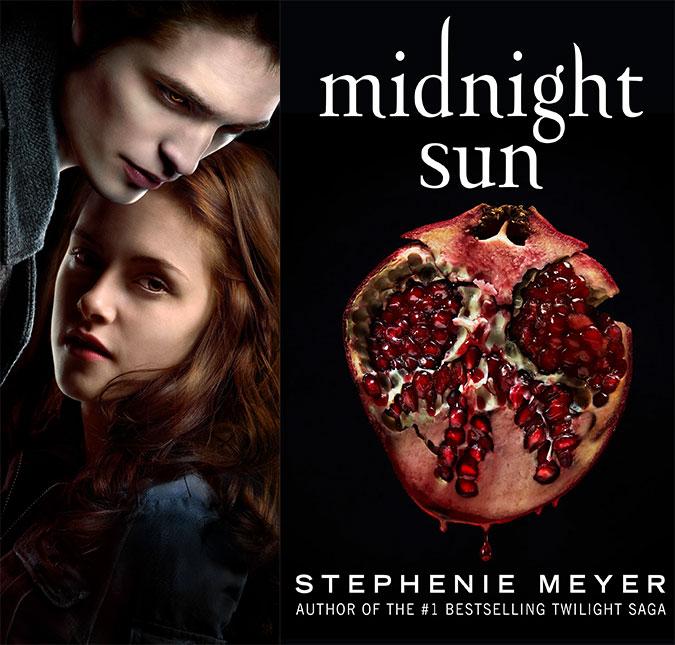 Midnight Sun, o mais novo livro da saga Crepúsculo é anunciado