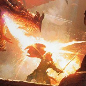 Novo filme Dungeons & Dragons será produzido por ex-executivo da Marvel
