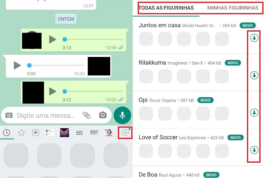 Stickers de Whatsapp: Saiba como usar e instalar
