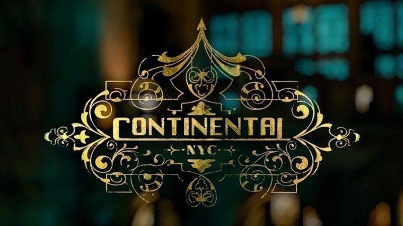 Série de TV The Continental