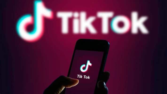 Aplicativo TikTok
