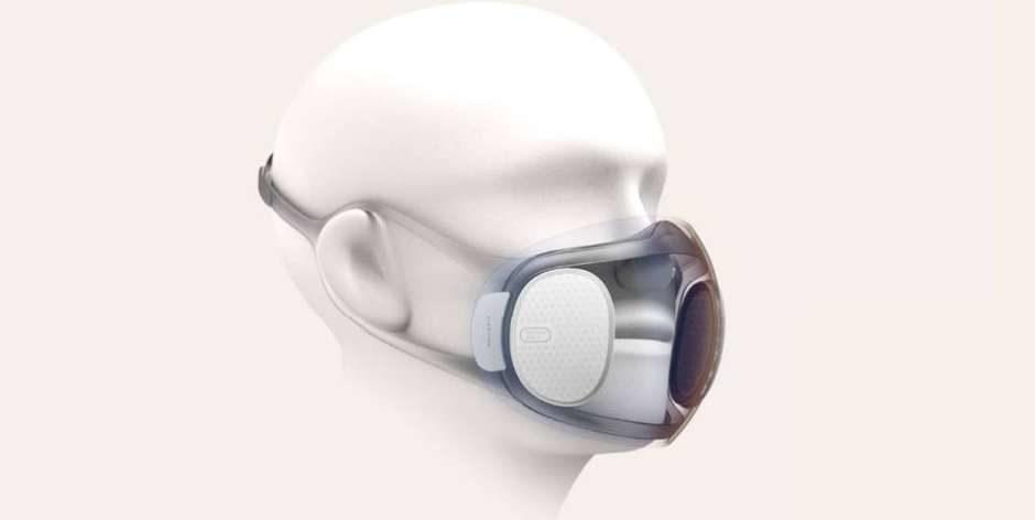 Máscara Inteligente Xiaomi Modelo X